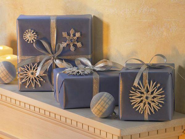 УПАКОВКА для новогоднего подарка Хобби и развлечения Другое
