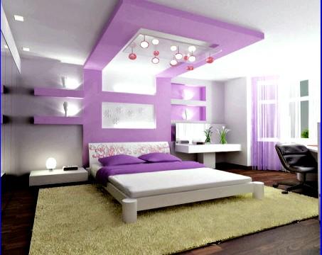 зонирование спального места