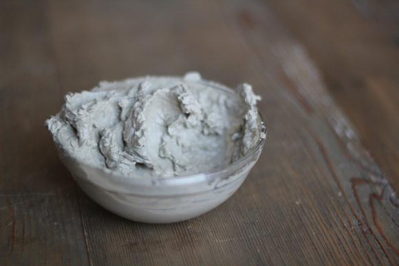 Как делать маску из глины