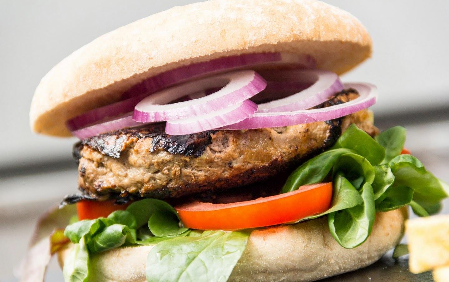 как приготовить котлету для гамбургера в домашних условиях рецепт