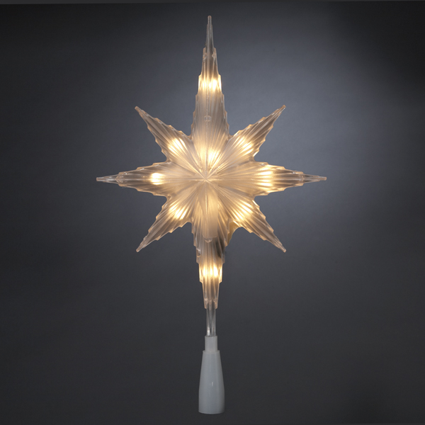 Вифлеемская звезда – главное украшение елки