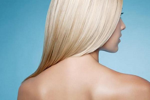 окрашивание ясных волос