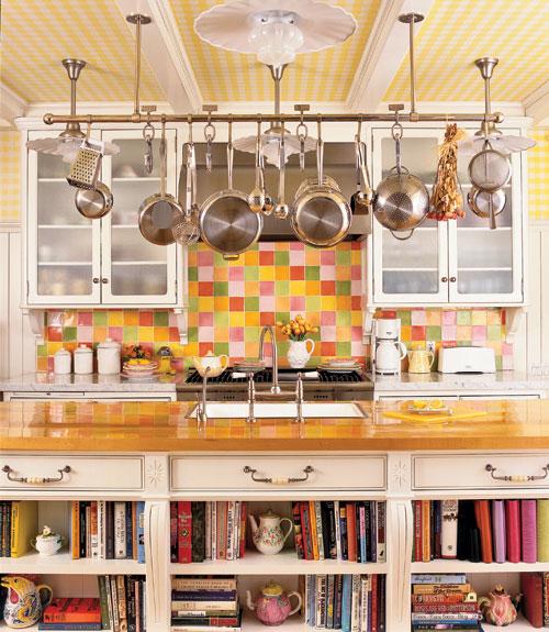 подвесные системы на кухне