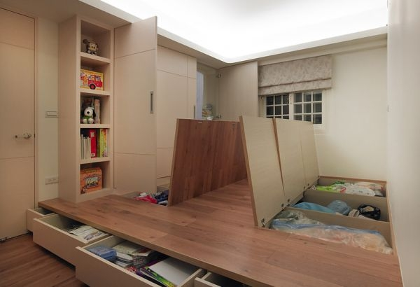 подиум в квартире