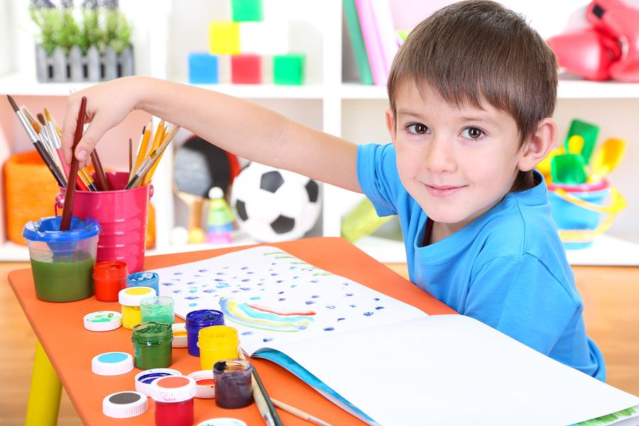 Детское творчество картинки рисование