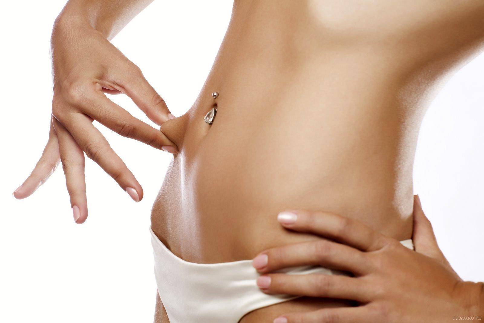расятжки на теле как избавиться