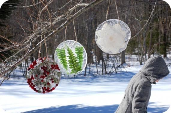 прозрачные шары