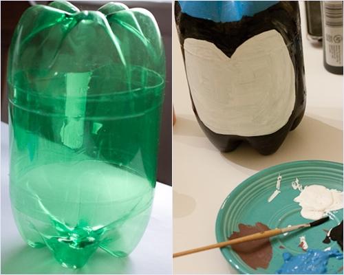 заготовки из пластиковых бутылок