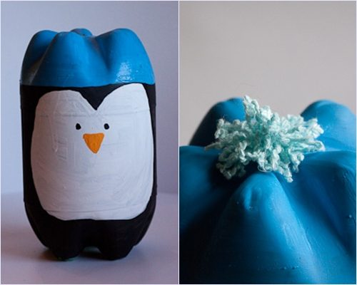 шапочки пингвина