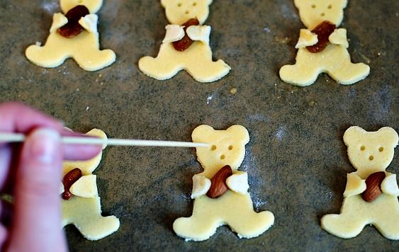 фигурное печенье рецепт