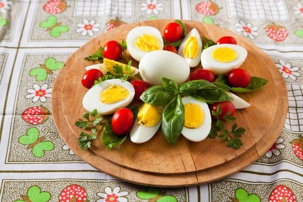 Вкусовые качества у свежих яиц выше