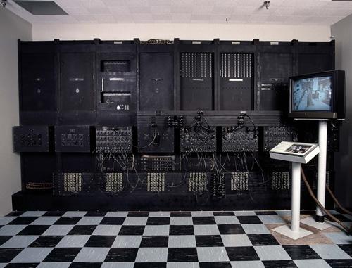 Первый электронный компьютер ЭНИАК