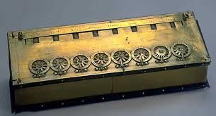 Вычислительная машина Паскаля