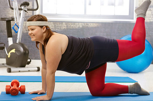 физические нагрузки для сброса веса