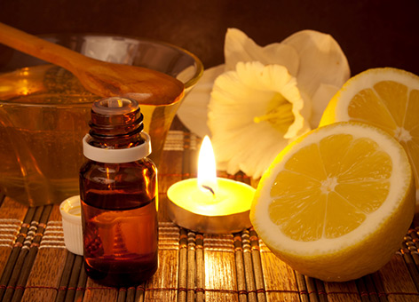 лимон и мед в косметике