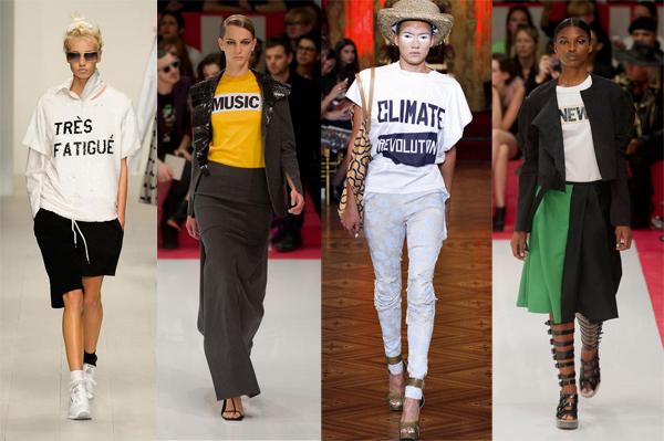 Одежда с надписями: модно или банально? модные надписи на ... - photo#6