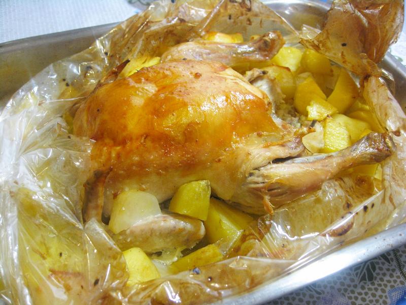рецепт окорочка с картошкой в духовке пошаговый рецепт