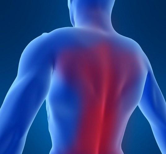 Снятие спазма мышц позвоночника при остеохондрозе