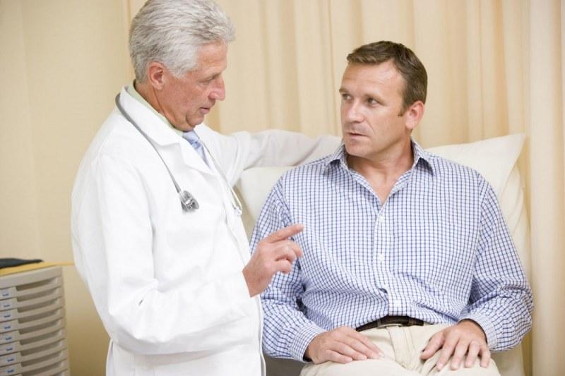 Гиперплазия предстательной железы лечение лазером