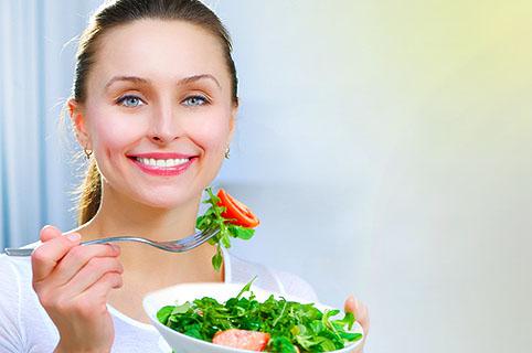 как составить свой рацион питания чтобы похудеть