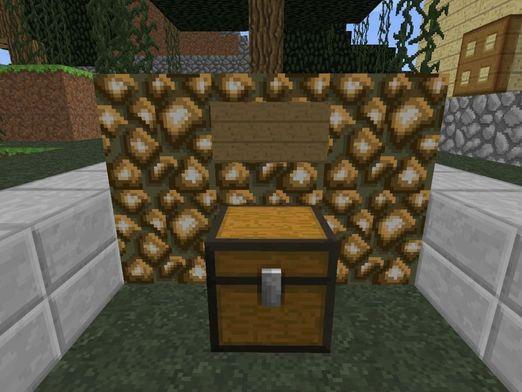 Как сделать холодильник в minecraft фото 161