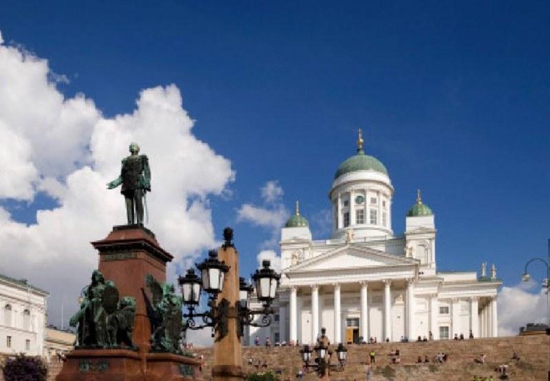 Самостоятельное путешествие в Европу (Финляндия)
