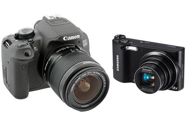 Пленочные фотоаппараты новые предоставил