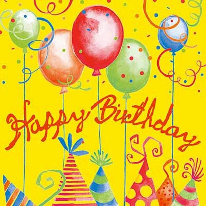 Поздравительные открытки для подростка с днем рождения, именинами