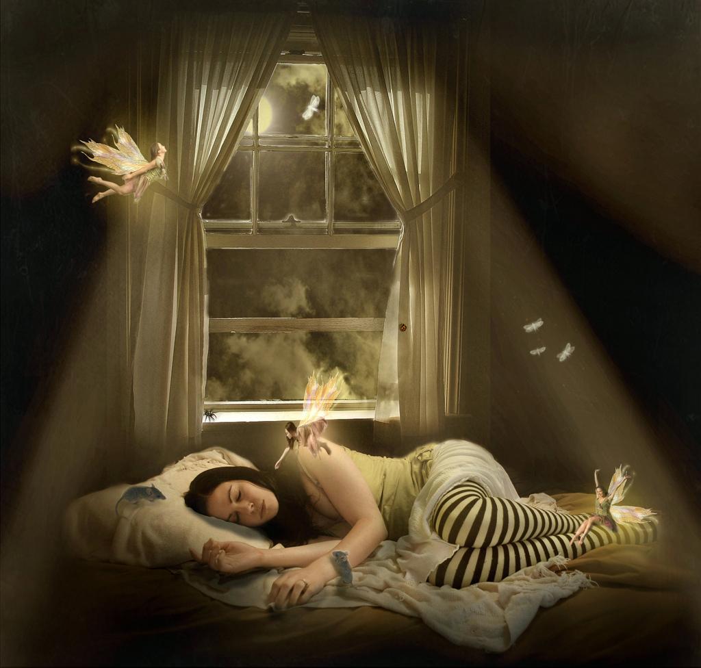 Как сделать осознанные сны 789