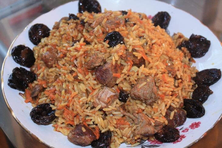 Блюда египетской кухни фото