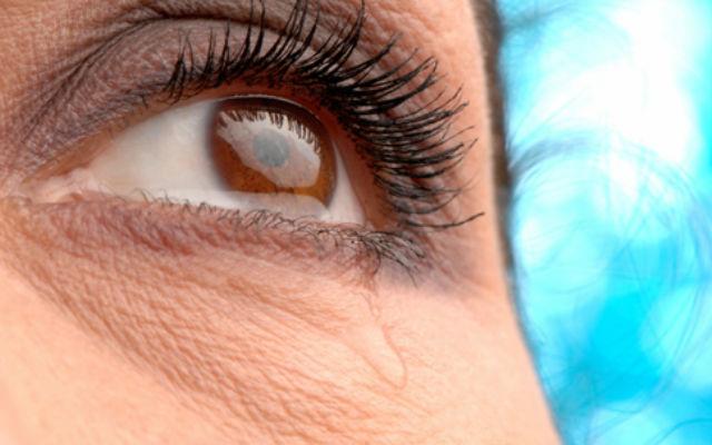 аллергия глаза слезятся и чешутся
