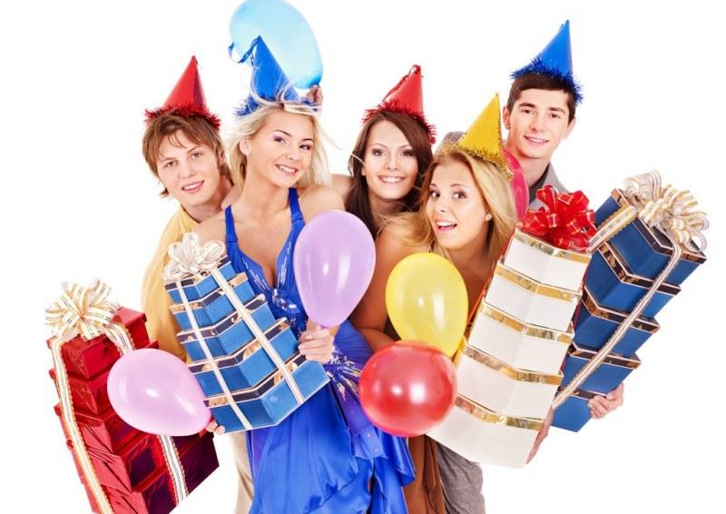 Конкурсы ко дню рождения для женской компании