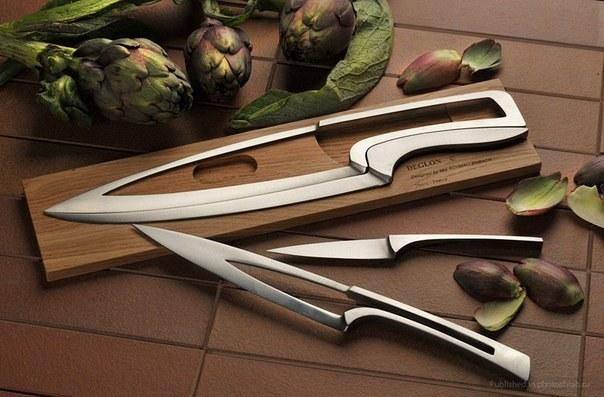 Как быстро сделать нож