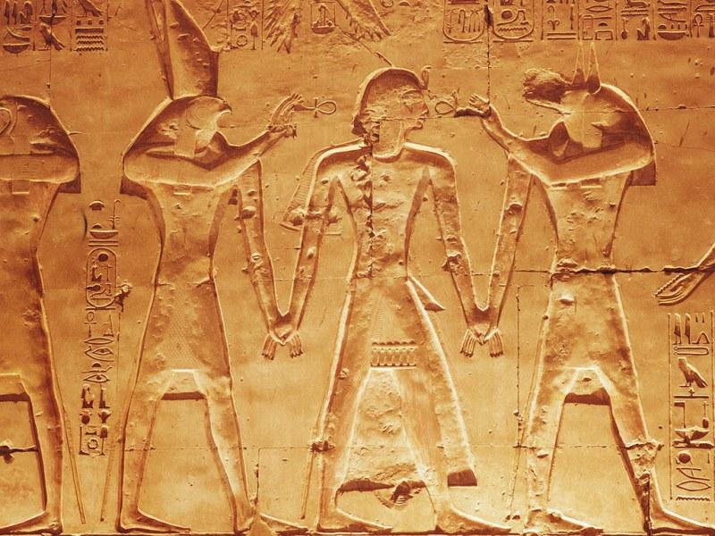 Как выглядят боги египта картинки - 40a5
