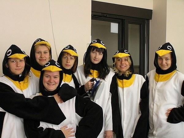 Сшить своими костюм пингвина фото 409