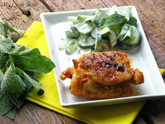 гарнир к куриной печени правильное питание
