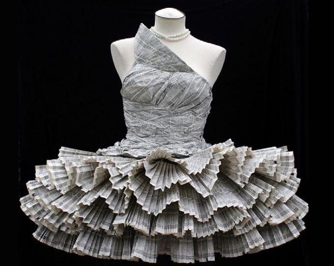 Как сделать платье своим руками