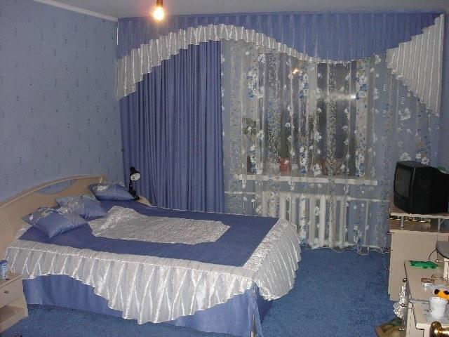Дизайн спальни венге