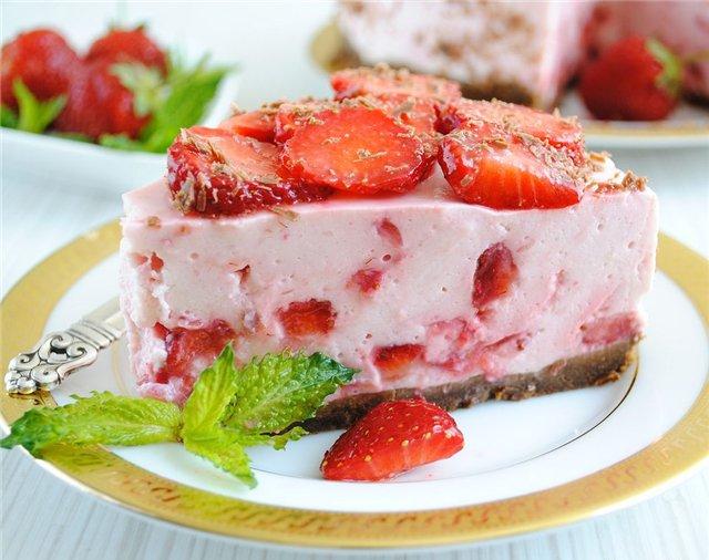 Как приготовить вкусный торт без выпекания