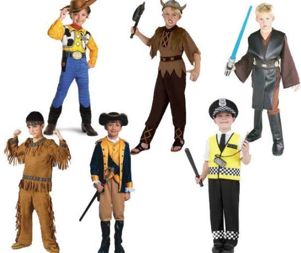 Новогодний костюм для мальчика 7 лет своими