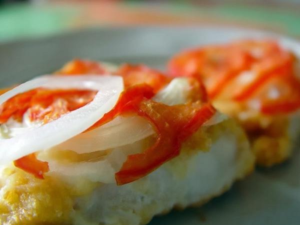 Рецепты блюд из минтая