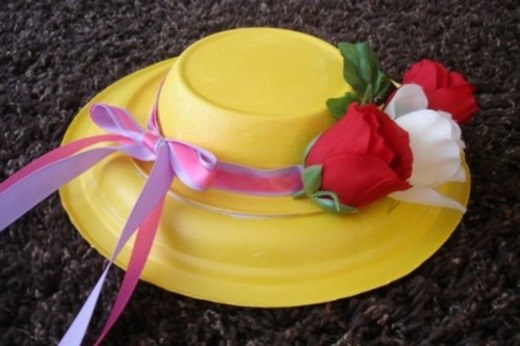 Шляпа для костюма своими руками фото 579