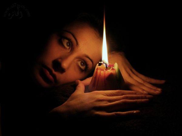 Магический ритуал со свечой для исполнения желания