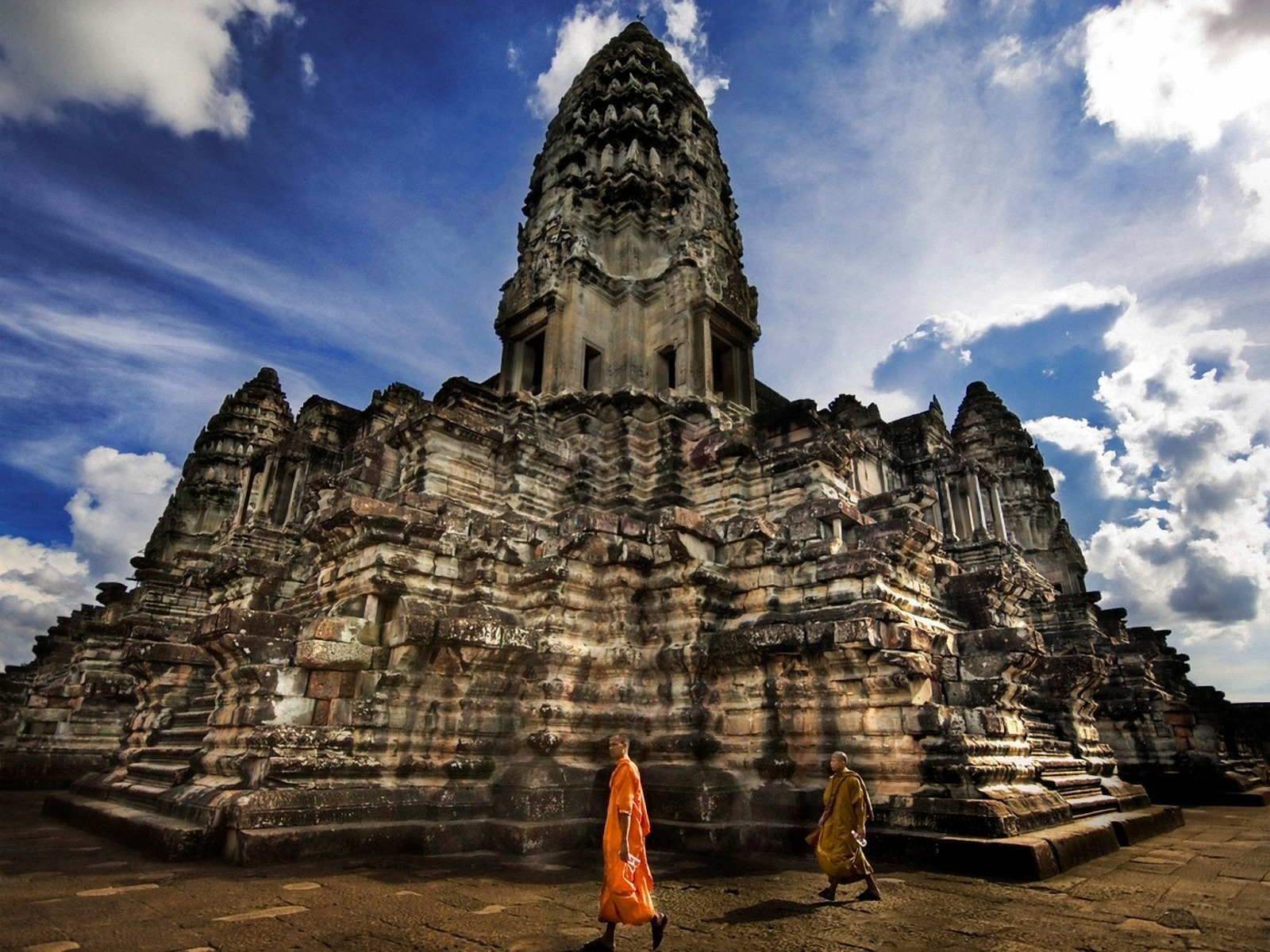 Фото памятник камбоджа