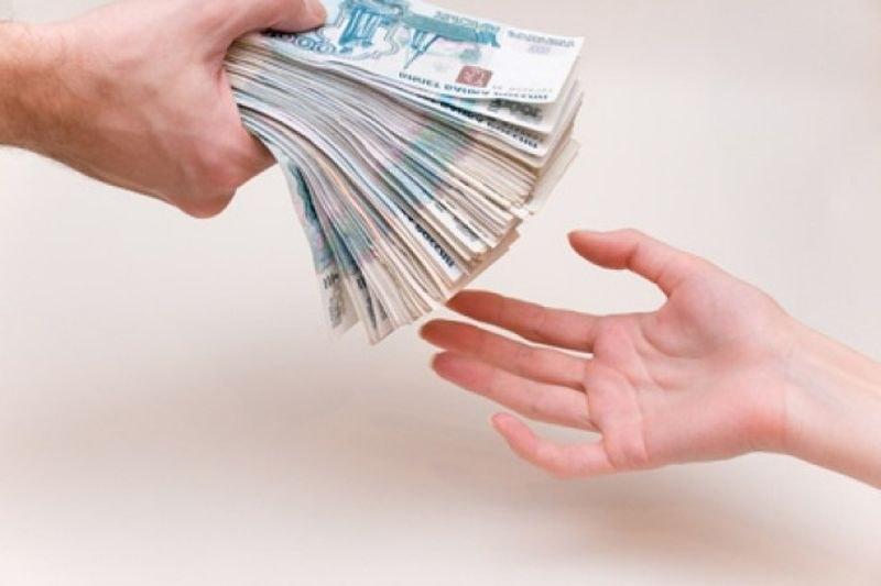 Деньги в кредит каспи
