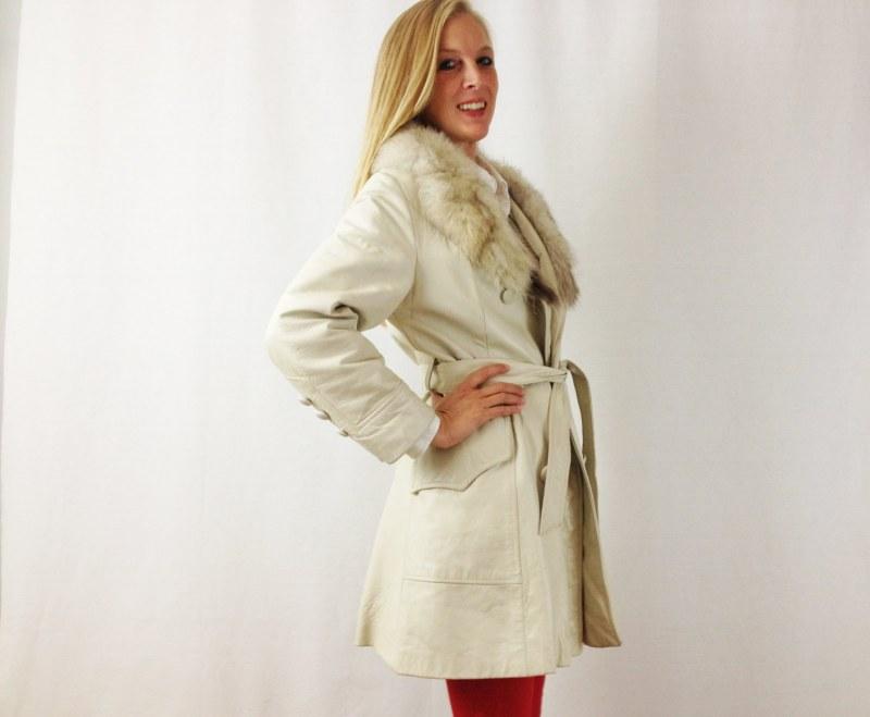Белая дубленка: с чем носить :: Одежда :: KakProsto.ru: как просто