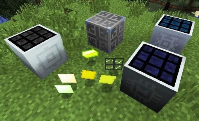 Как сделать ресурсы в minecraft 631