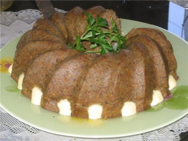 Салат жемчужина рецепт с фото с икрой и семгой