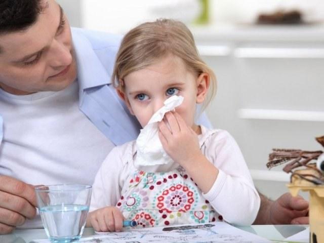 Как вылечить насморк у годовалого ребенка в домашних условиях