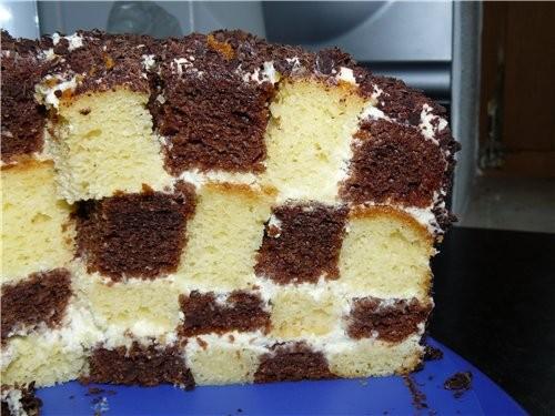 Как готовить торт «Снежная смородина»